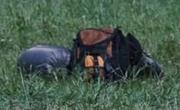 Katniss´ Rucksack und Schlafsack