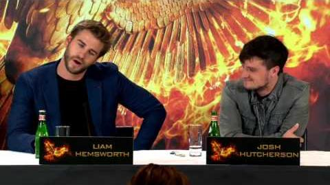 Mockingjay 2 Press Conference Berlin - Part 3
