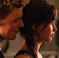 Katniss und Finnick