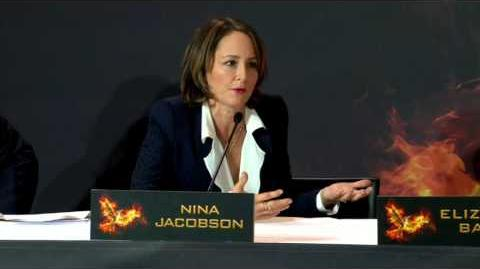Mockingjay 2 Press Conference Berlin - Part 1