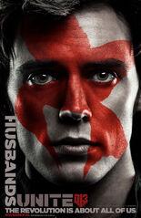 Mockingjay Poster Finnick