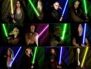 The Jedi Council