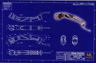 Dooku blueprint