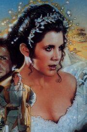 Leia wedding