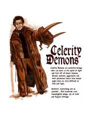 Celerity Demons