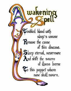Awakening Spell