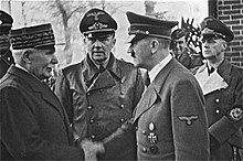 220px-Bundesarchiv Bild 183-H25217, Henry Philippe Petain und Adolf Hitler