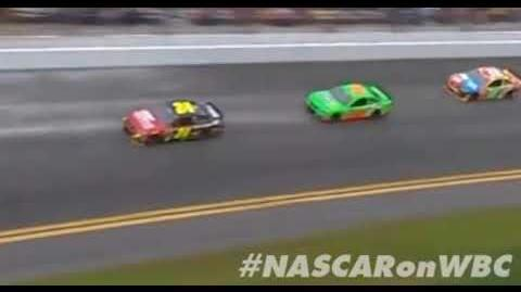 NASCAR on WBC intro (2014) (NO SOUND)