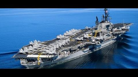 Life on US Aircraft Carrier Warship Military Documentary 2016