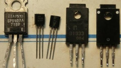 Transistor MOSFET Tutorial basics how to use
