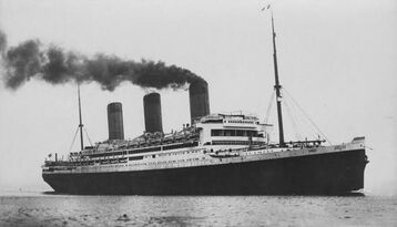RMS Majestic, F. G. O. Stuart(cropped)