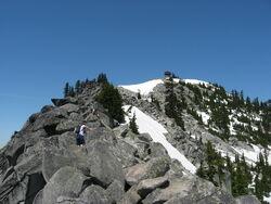 Granite Mountain King County Washington 2