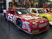 220px-Tim Richmond Hendrick Motorsports Chevrolet on display