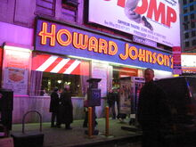 Howard Johnsons Times Square