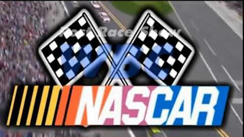 NASCAR on WBC Post Race intro (2014)