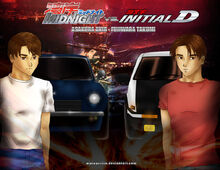 Wangan midnight vs initial d by alalagriffin-d7ztnbb