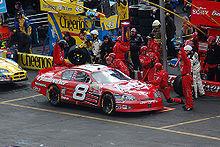 220px-Dale Earnhardt Jr car2006