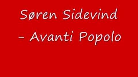 Søren Sidevind - Avanti Popolo