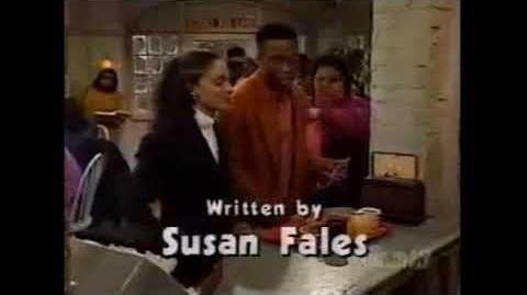 A Different World 5x16 - Whitley gets sexually harassed by her superior