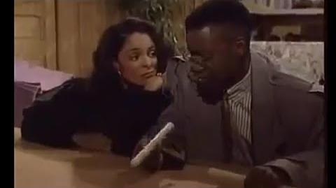 A Different World 6x06 - Dwayne and Whitley get robbed