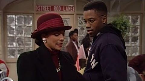 A Different World 5x14 - Dwayne and Ron get arrested