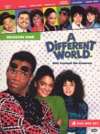 A Different World Season 1 DVD