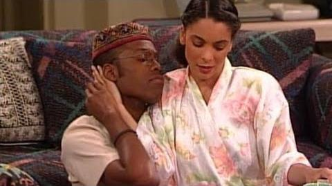 "A Different World 4x22 - Whitley tells Dwayne she's moving to ""New York"""