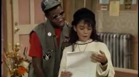 A Different World Denise first day at Hillman (Part1)