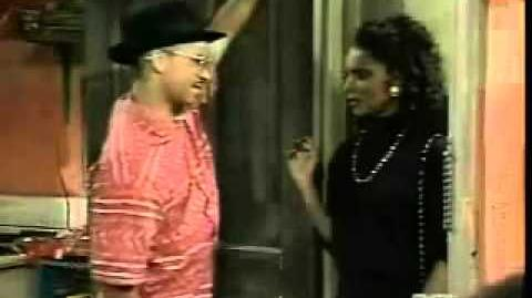 A Different World - Dwayne Wayne Party Scene