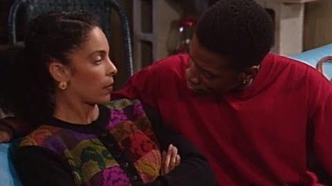 A Different World 4x18 - Dwayne receives a job offer from Kinishewa