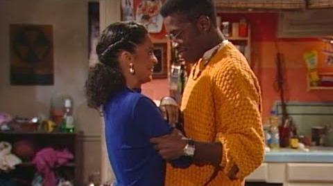 A Different World 4x18 - Dwayne decides to be a teacher
