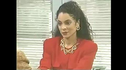 A Different World 5x09 - Dwayne tells Whitley he went out with another woman
