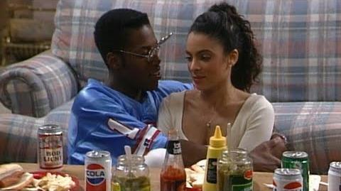 A Different World 3x23 Dwayne and Whitley's spring break