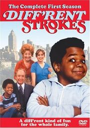 Diff'rent Strokes Season 1 DVD Cover