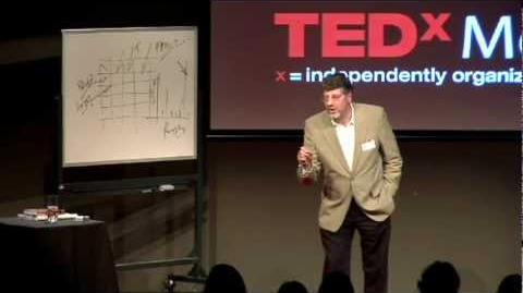 TEDxMelbourne - Roger La Salle - Matrix thinking how to do innovation