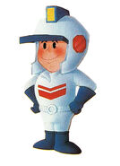 Taizo Hori (Dig Dug Atari 2600 Official Artwork)
