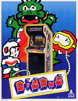 File:Dig Dug Flyer.png