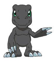 BlackAgumon