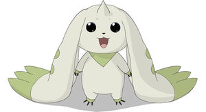 Terriermon (Oris)