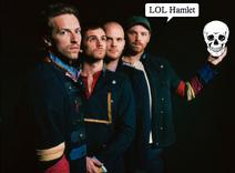 Coldplay Hamlet