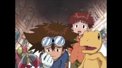 Tai's Biggest Regret - Digimon Adventure 01