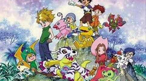 Hey Digimon Song