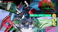 MetalGreymon DigiXros