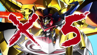 Shoutmon X5 DigiXros