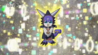 Gumdramon + Kotemon