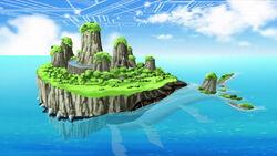 Island Zone 1
