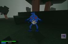 Blue megakabuterimon