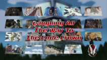 Laughing All the Way to the Code Crown title