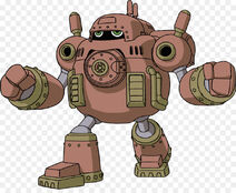 Robot Digimon Guardromon