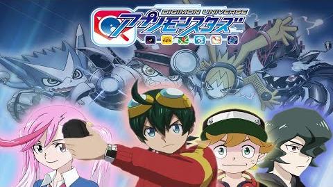 Digimon Universe Appli Monsters TRAILER-0